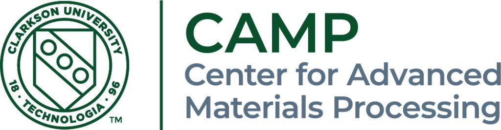 Center for Advanced Materials Processing logo