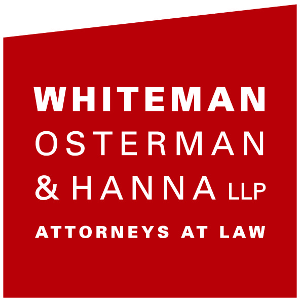 Whiteman Osterman & Hanna LLP Attorneys at Law